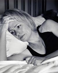 Minua ahdisti, en saanut nukuttua